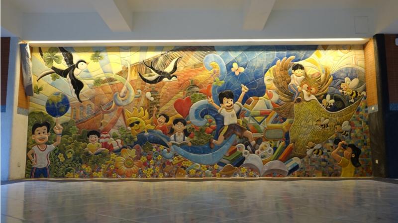 國小文化走廊